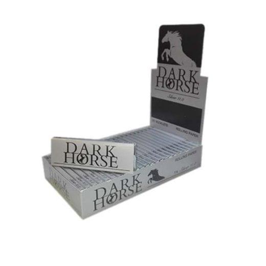 papelillos-dark-horse-silver-caja-25-unidades